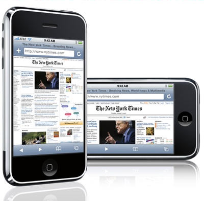 iphones news información medios periodismo